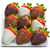 Golden State Fruit 9 Piece Chocolate Covered Strawberries, Berry Bites