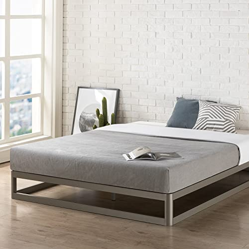 "Mellow Queen 9"" Metal Platform Bed Frame"
