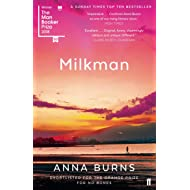 Milkman [By Anna Burns] - [Paperback] -Best sold book in-Contemporary Fiction