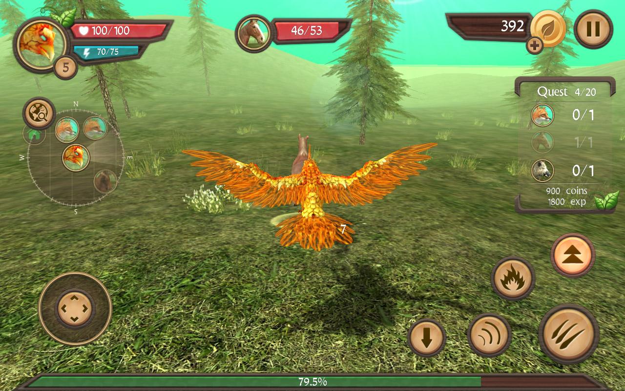 Phoenix Game Online