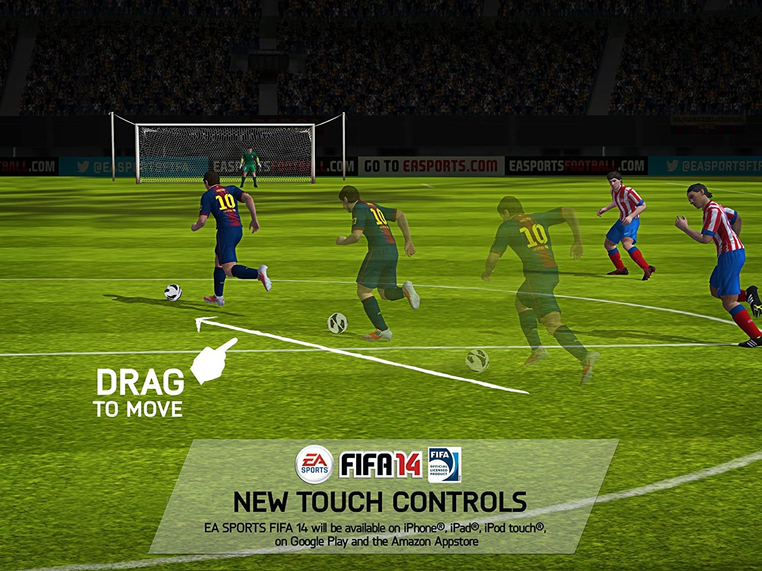 Buy FIFA 14 (PS4) Online at Low Prices in India | Electronic
