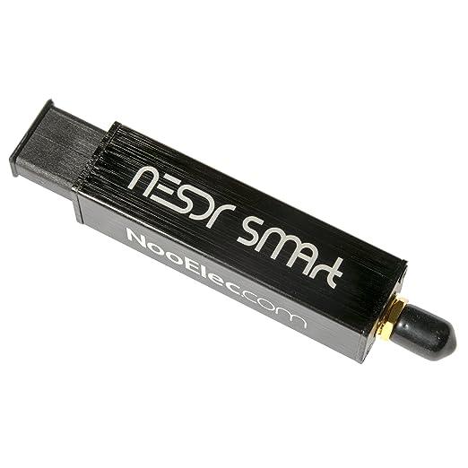 12 opinioni per NooElec NESDR SMArt- Premium RTL-SDR w/ Alluminio Scatola, 0,5 PPM TCXO, SMA