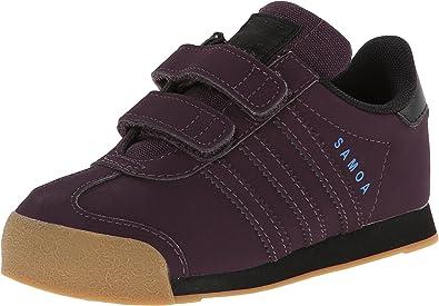 adidas Samoa CF I Infant Kids Shoes Red