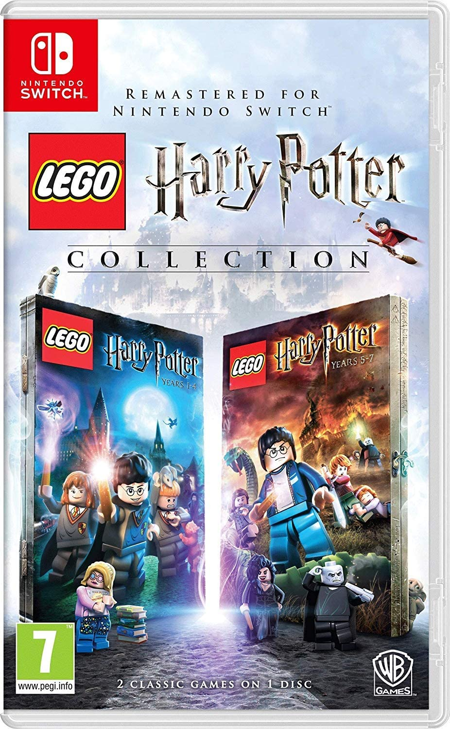 Lego Harry Potter Collection Years 1-4 & 5-7 NSW - Nintendo Switch ...