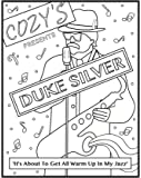 'Parks and Rec' Themed Coloring Pages (5 Pack)