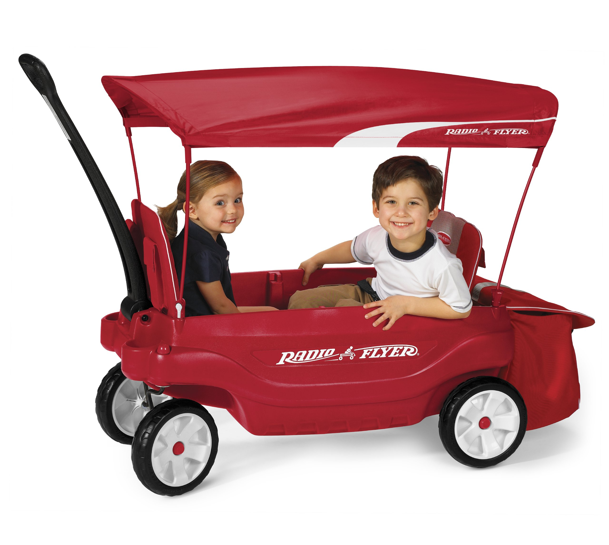 Radio Flyer Ultimate Comfort Wagon by Radio Flyer (Image #2)