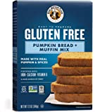 King Arthur Flour, Pumpkin Bread + Muffin Mix, Gluten Free, 12 Ounce