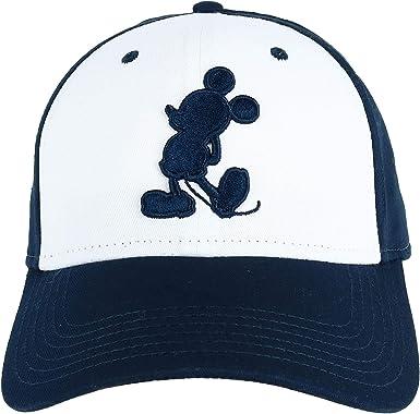 Jerry Leigh Disney - Gorra de béisbol con Silueta de Mickey Mouse ...