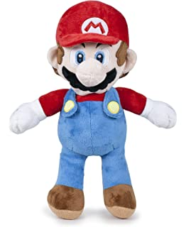 Super Mario - Peluche Mario Bros 60cm Calidad super soft