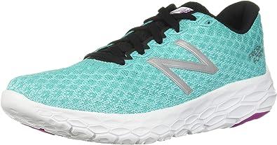 New Balance Fresh Foam Beacon, Zapatillas de Correr para Mujer, Verde (Green Green), 41 EU: Amazon.es: Zapatos y complementos