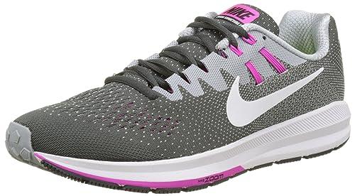 kengät halvalla valtava valikoima uusi luettelo Nike Women''s WMNS Air Zoom Structure 20 Running Shoes