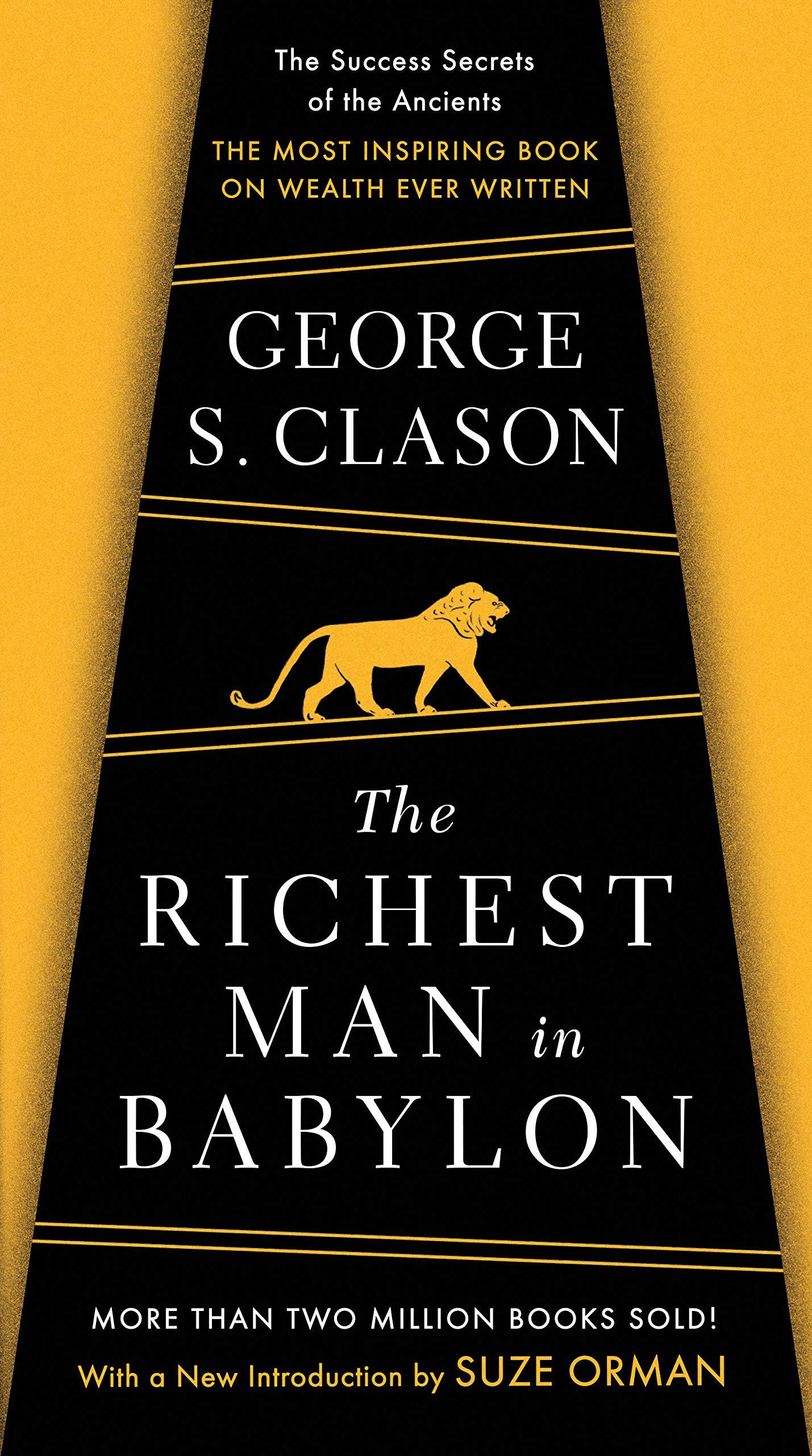 The Richest Man in Babylon est disponible sur Aamzon.fr