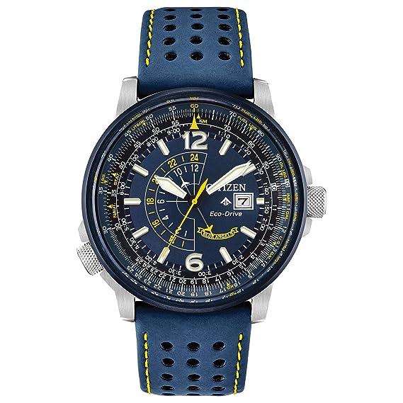 103483dac Citizen BJ7007-02L Promaster Nighthawk Eco-Drive Men's Watch ...