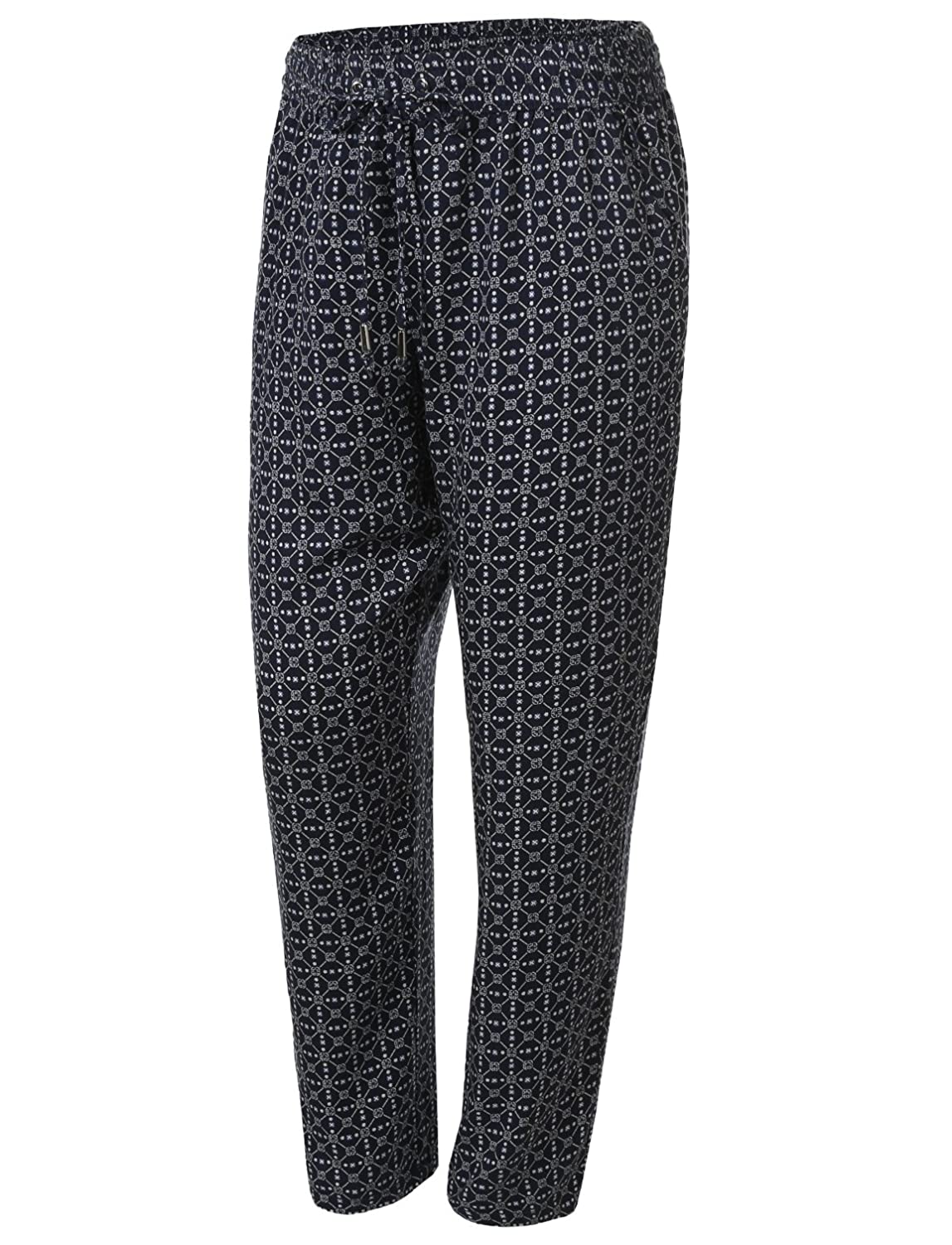 Style&co. Women's Lightweight Printed Tapered Pant