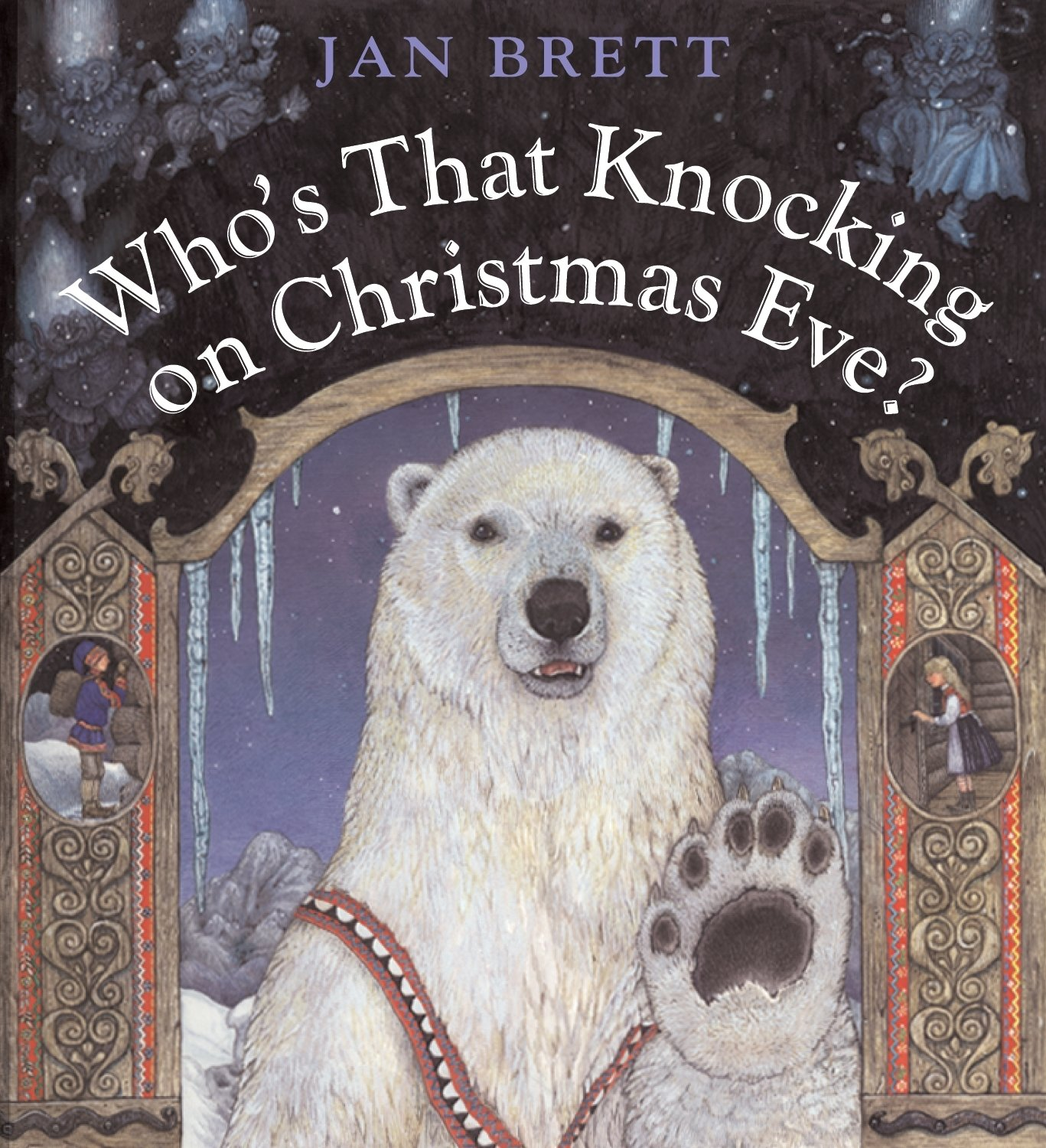 Who's That Knocking on Christmas Eve? by Putnam Juvenile (Image #2)