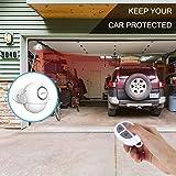 CPVAN Motion Sensor Alarm, Remote Control