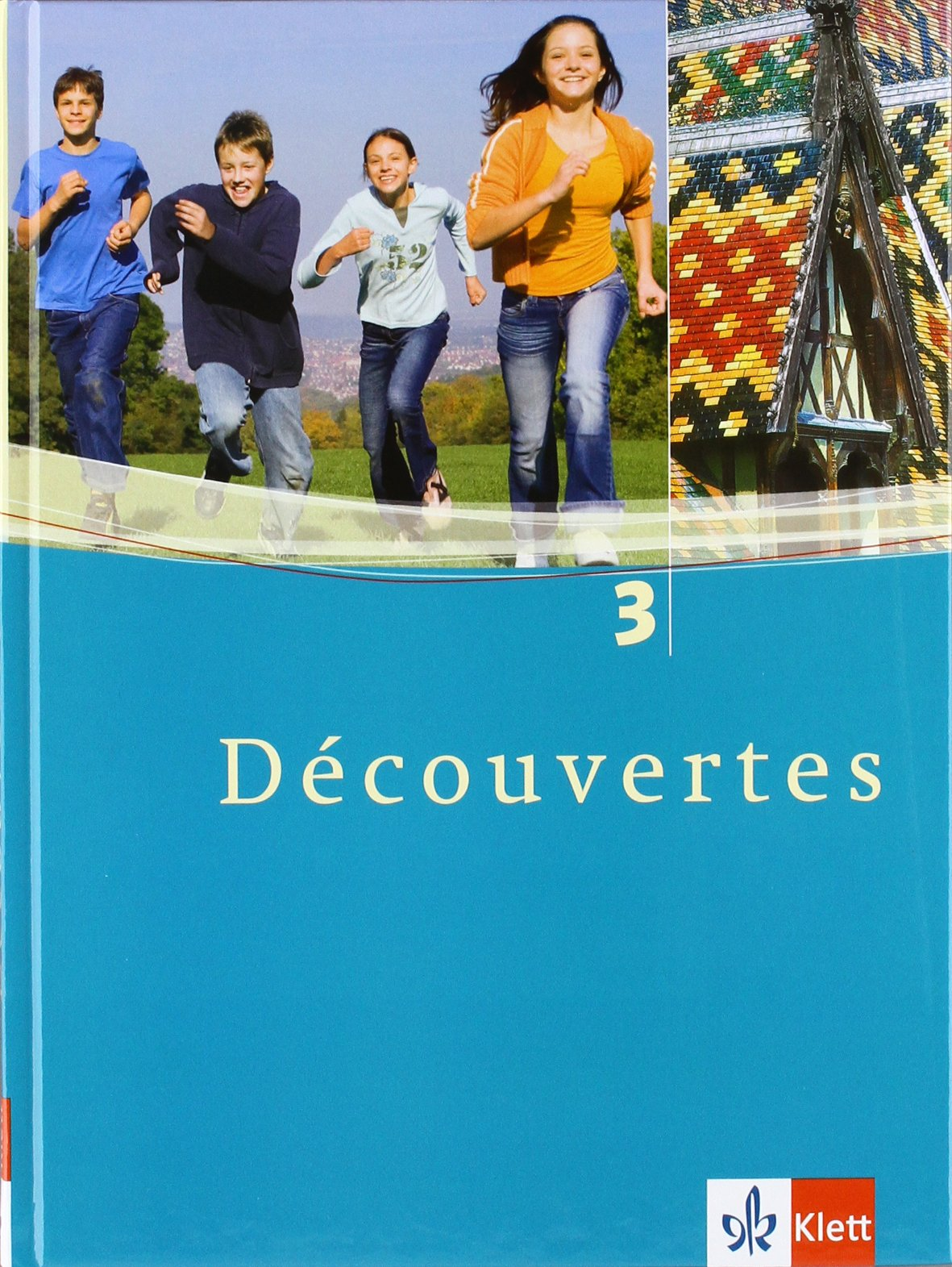 Découvertes / Schülerbuch - Band 3