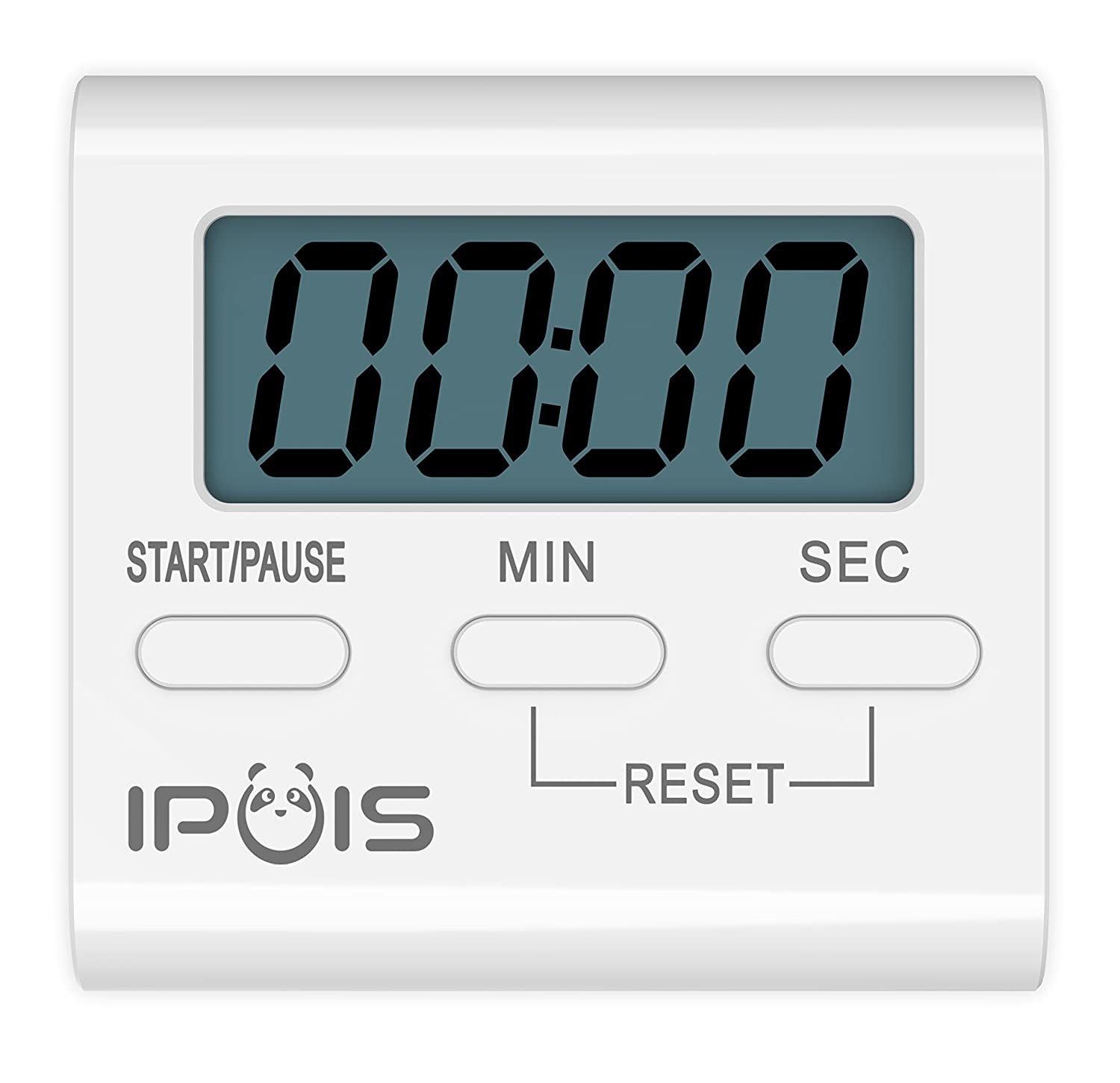 Amazon.com: IPUIS Mini Cooking Timer Kitchen Timer Digital Large LCD ...
