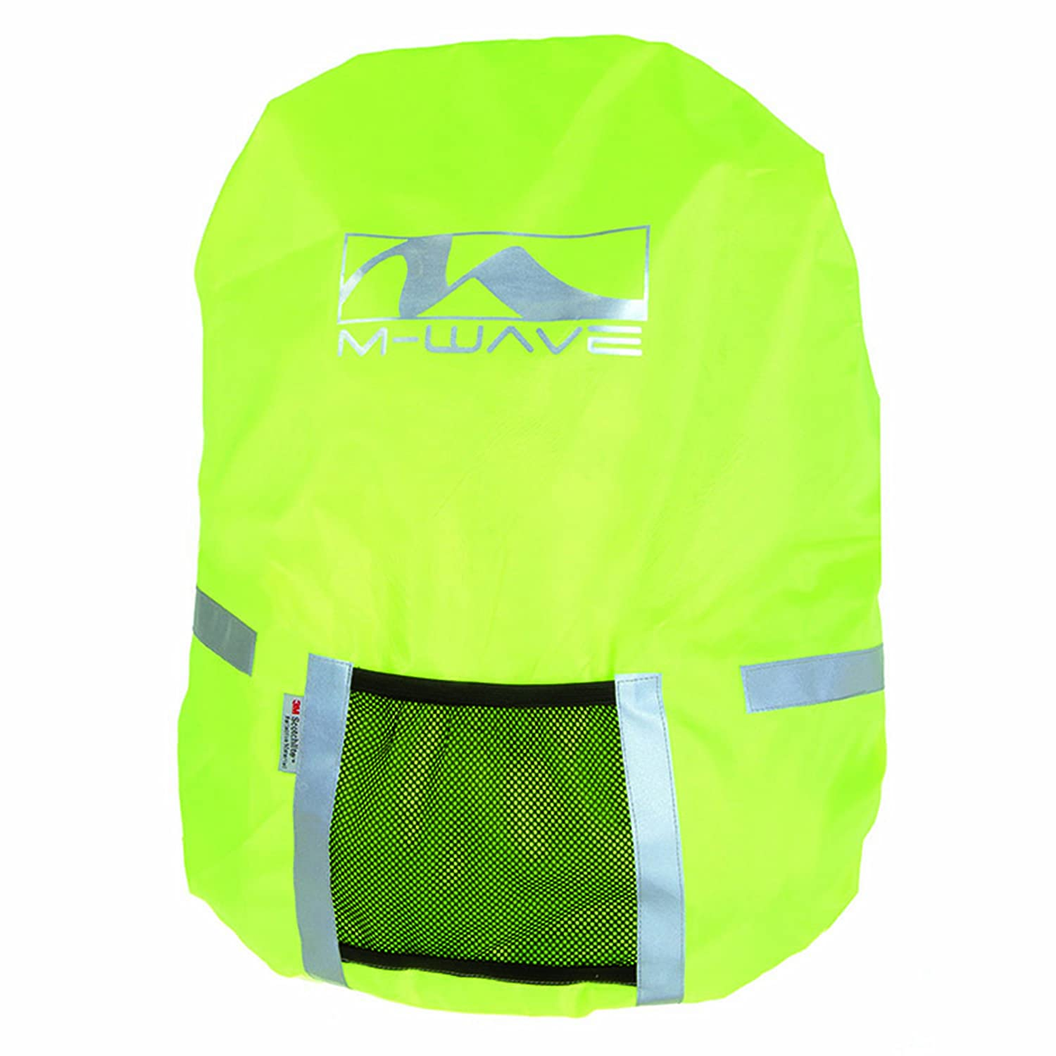 M-Wave Hi-VIS - Funda para lluvia, color amarillo neón color amarillo neón Cycle Force Group 122352