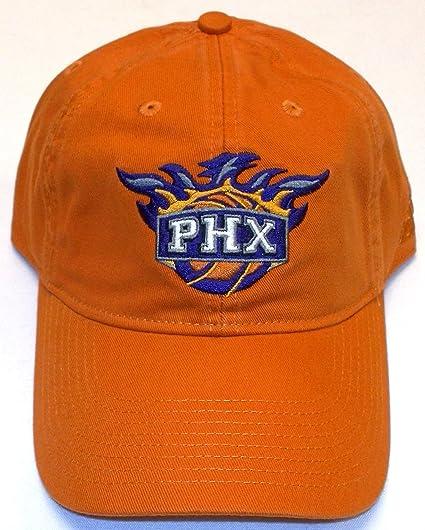 7a2ea9b6 Amazon.com : Phoenix Suns Slouch Basic Logo Orange Adidas Hat - Osfa ...