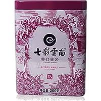 七彩云南 玫瑰花 普洱茶 名门普洱 散茶 熟茶 特级 200g