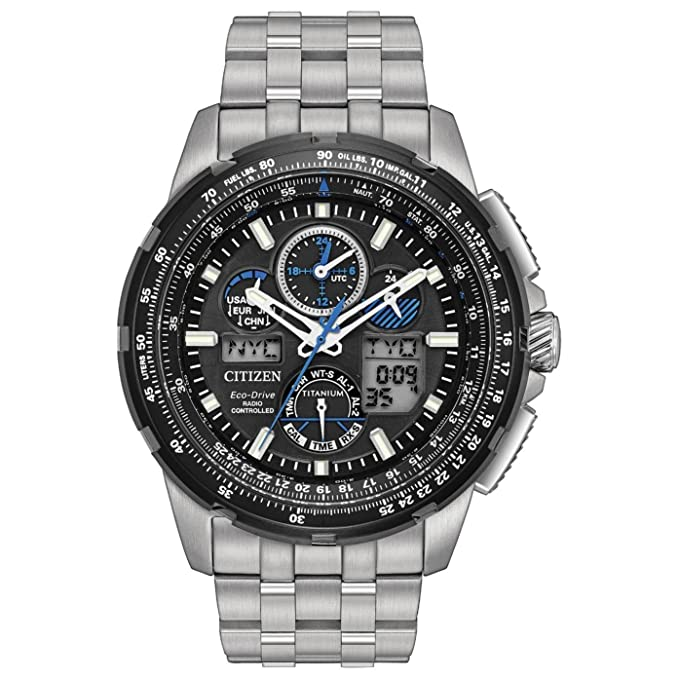 Citizen Limited Edition Super Titanium Skyhawk A-T