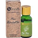 Naturalis 100% Pure & Natural Essential Oil Tea Tree Oil - 15Ml