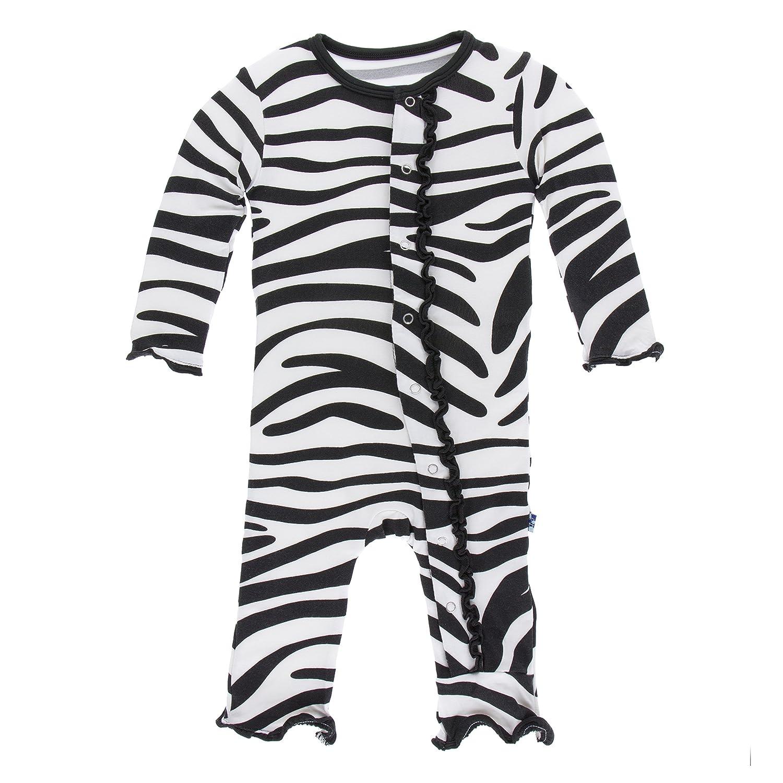 人気ブランドを KicKeeパンツ 女の子 カバーオール B07DVTYM51 Natural Natural Zebra Print Print 3 - 3 6 Months 3 - 6 Months|Natural Zebra Print, 浦添市:b090a257 --- vanhavertotgracht.nl