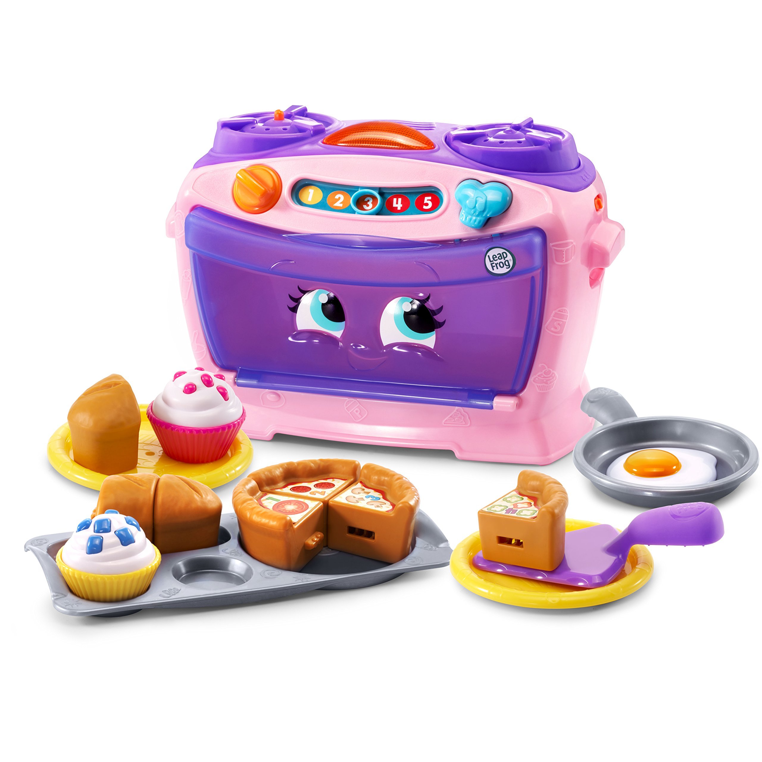 LeapFrog Number Lovin' Oven, pink (Amazon Exclusive) by LeapFrog
