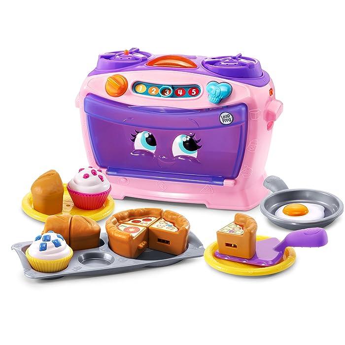 The Best Leapfrog Number Loving Oven