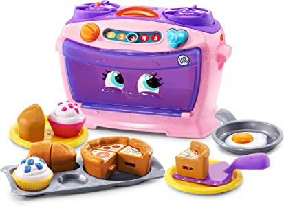 LeapFrog Number Lovin' Oven, Amazon Exclusive, pink