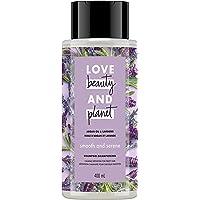 Love Beauty And Planet Shampoo Argan Oil & Lavender, 400ml
