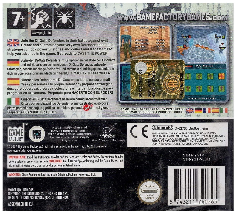 Di Gata (Nintendo DS): Amazon co uk: PC & Video Games