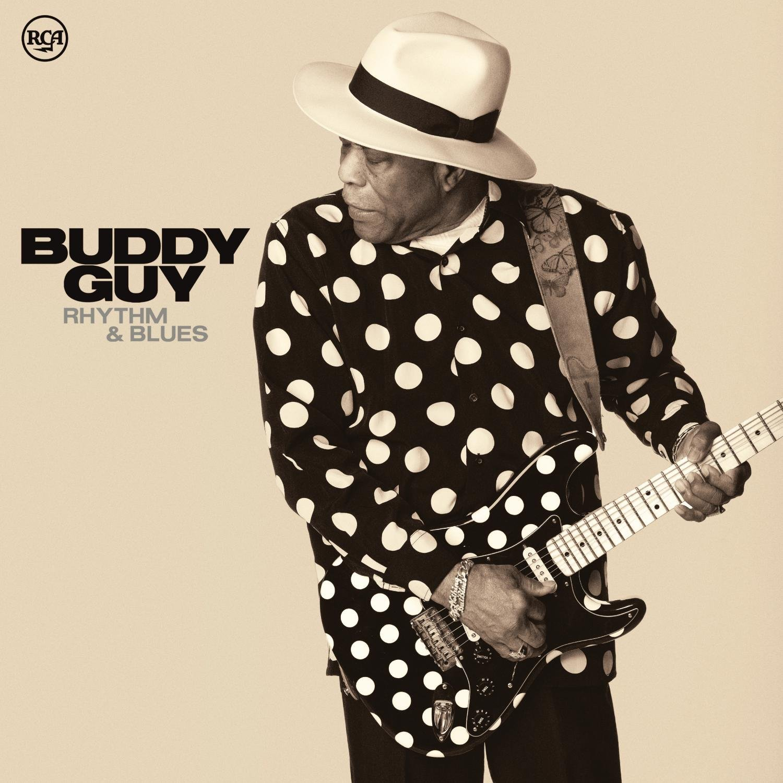Vinilo : Buddy Guy - Rhythm And Blues (LP Vinyl)