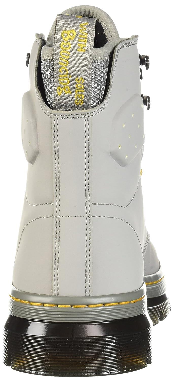 Dr. Martens Quinton Quinton Quinton Fashion Stiefel, grau, 3 Medium UK (US Woherren 5 US) 3725ef