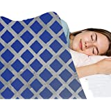 Sensory sheet - Sleeping sleeve - alternate or addition to weighted blankets - Comfortable compression bedding - Queen Bed si
