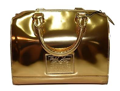 d0c46311adb1 Polo Ralph Lauren Collection Proprietor Womens Leather Handbag Bag ...