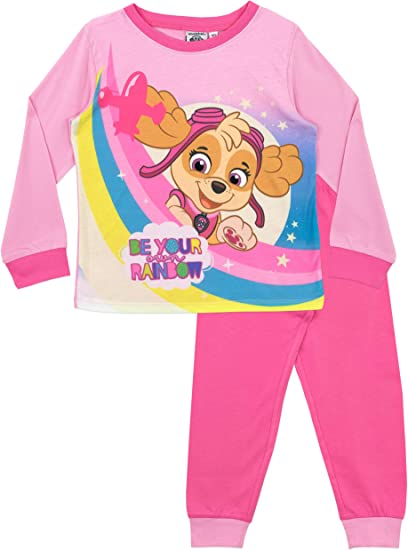 Paw Patrol Skye pigiami delle ragazze