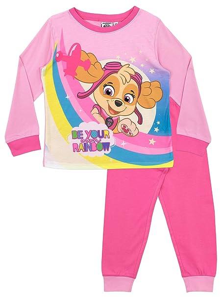 Paw Patrol Pijamas de Manga Larga para niñas La Patrulla Canina: Amazon.es: Ropa y accesorios