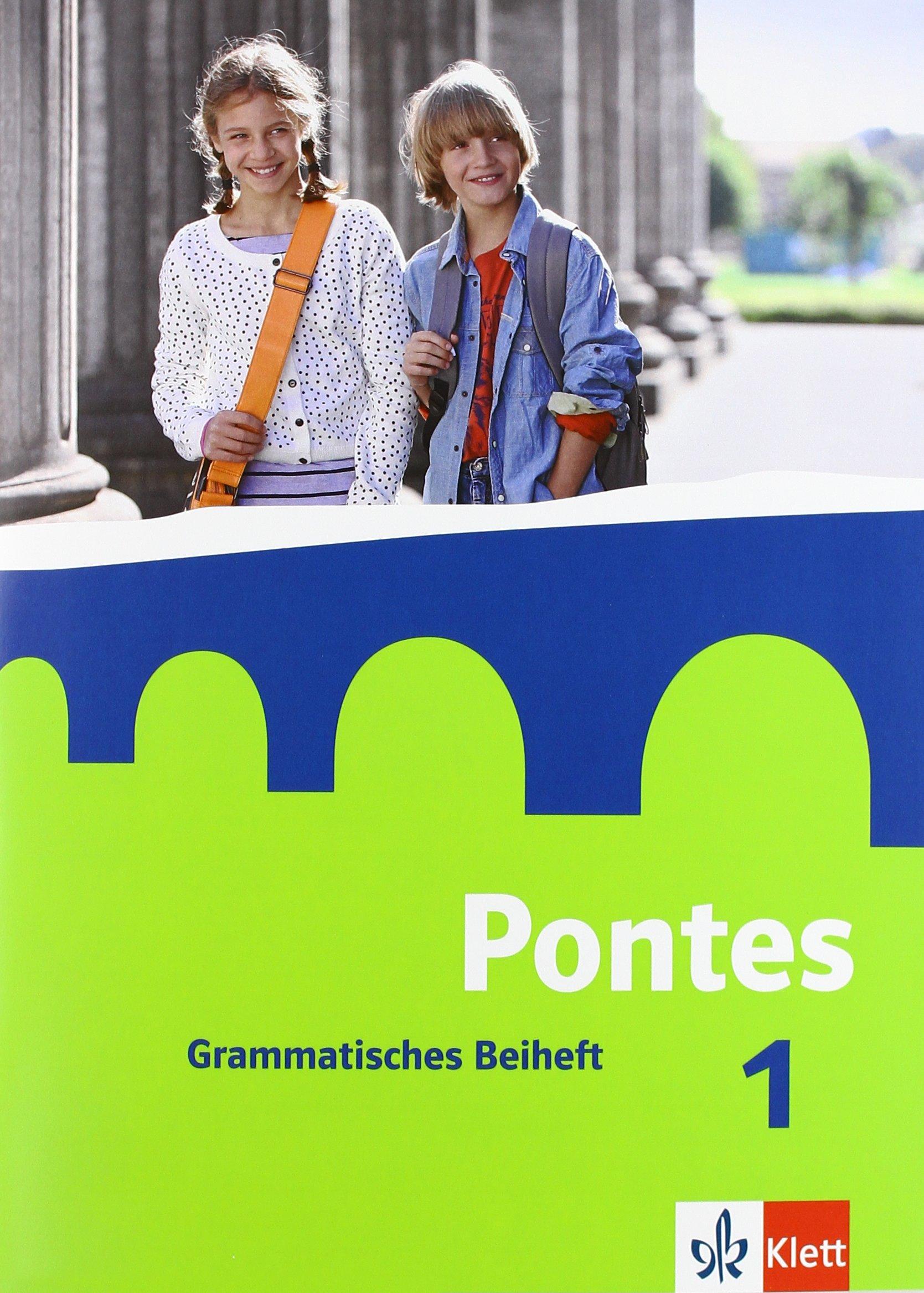 Pontes 1: Grammatisches Beiheft 1. Lernjahr (Pontes. Ausgabe ab 2014) (Latein) Taschenbuch – 1. Januar 2014 Klett 3126223028 Schulbücher für die Sekundarstufe II
