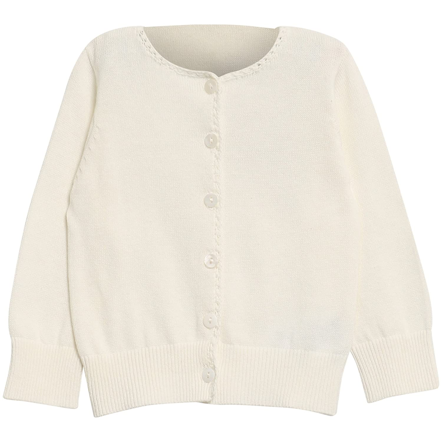Wheat Baby-Mä dchen Strickjacke Classic OffSpring A/S