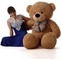 Buttercup Soft Toys Extra Large Very Soft Lovable/Huggable Teddy Bear for Girlfriend/Birthday Gift/Boy/Girl - 3 Feet (91 cm, Dark Brown)