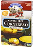 Hodgson Mill Gluten-Free Sweet Yellow Cornbread Mix, 12 Ounce (Pack of 6), Gluten-Free Cornbread Box Mix, Great with Chili, Stews and Soups, Bakes Well in a Cast Iron Pan, Delicious with Honey