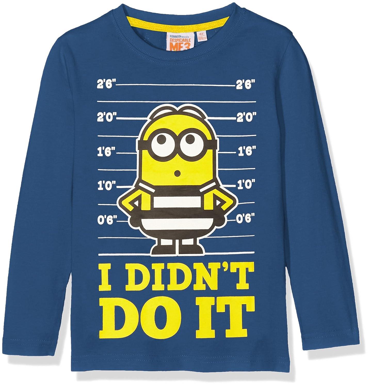 les minions T-Shirt Bambino WS-161491