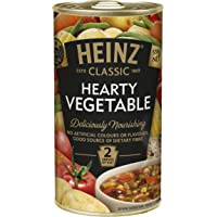 Heinz Classic Hearty Vegetable Soup, 535g