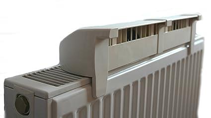 Ventilador de radiador de baja potencia (deflector de viento) para el radiador del hogar