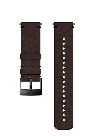 Suunto SS050232000 Correa de sustitución original para todos los relojes Suunto Spartan Sport WRH y Suunto