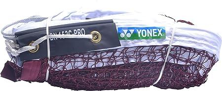 Yonex BN152C Pro Badminton Net  Maroon  Badminton Nets