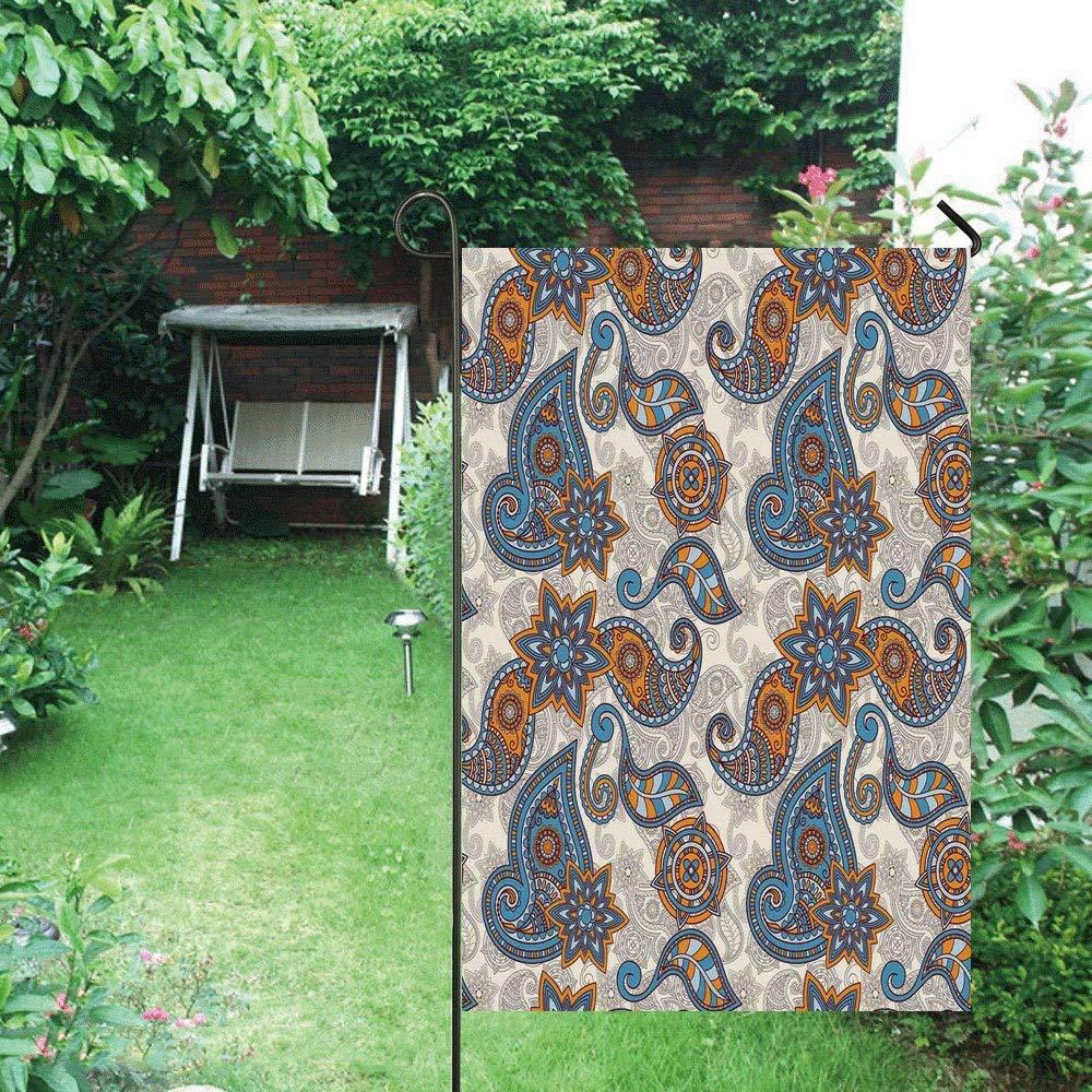 Amazon.com: Bandera de jardín de poliéster para exteriores ...