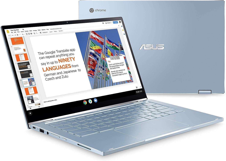 ASUS Chromebook Flip C433 2 in 1 C433TA-AS384T Laptop